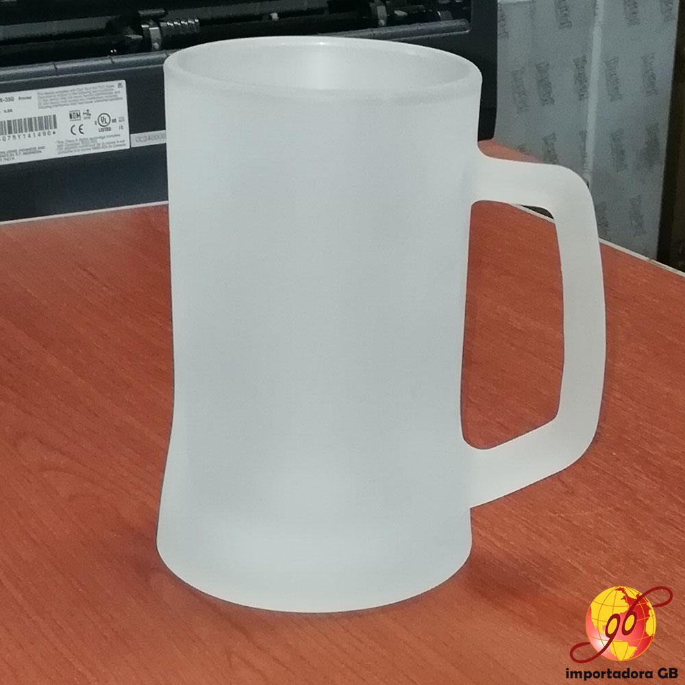 Jarro de Cervecero de cristal Mate 360ml
