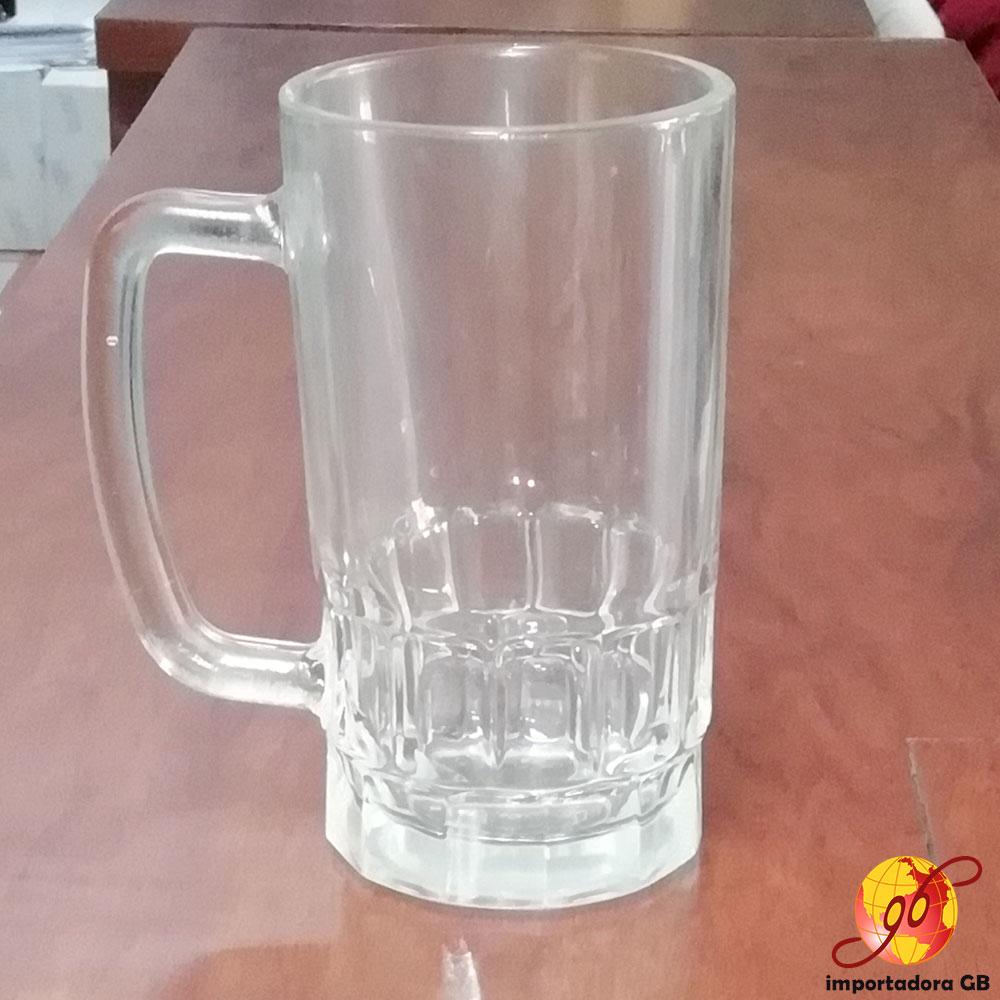 Jarro de cristal Cervecero 18 onz