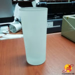 Vaso Conico Cristal para Sublimar
