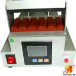 Máquina Estampadora Sublimación de 5 esferos