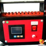 Maquina Estampadora Sublimadora de 10 esferos