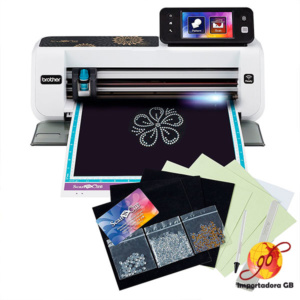 Plotter de Corte Brother ScanNCut2 CM350 Guayaquil Ecuador Quito
