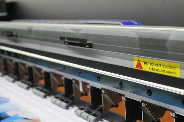 Plotter de Impresión para Sublimación y Ecosolvente