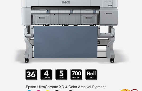 Plotter de impresión EPSON SURE COLOR serie T5270