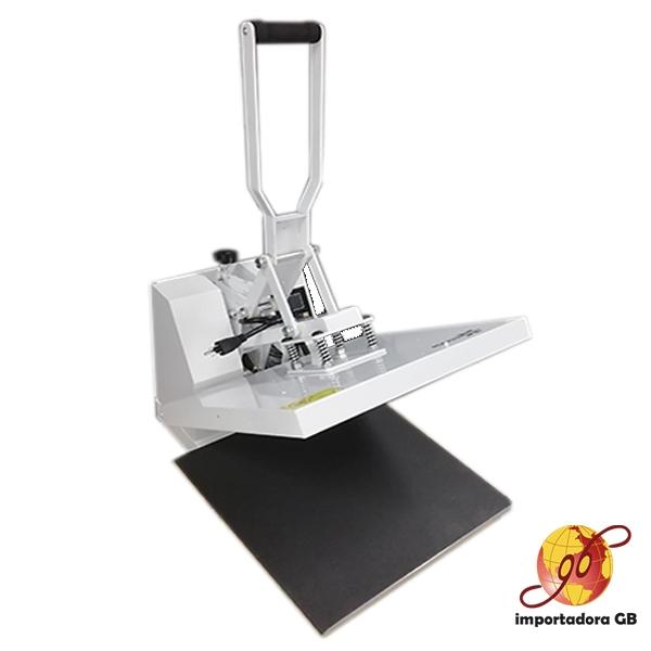 Máquina Estampadora Sublimación Estampadora HCP 3802 Plana 40 x 60 CM 2