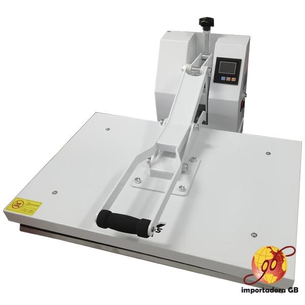 Máquina Estampadora Sublimación Estampadora HCP 3802 Plana 40 x 60 CM