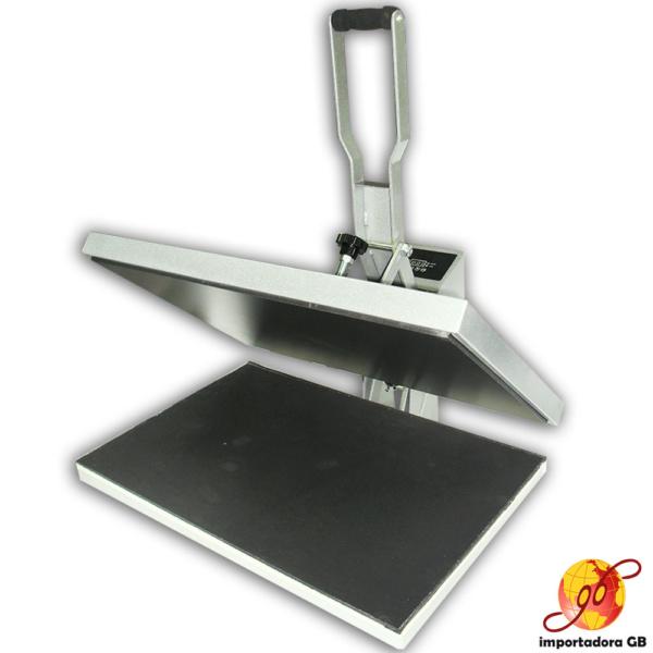 Estampadora HCP 480-3 Plana 40 x 60 CM