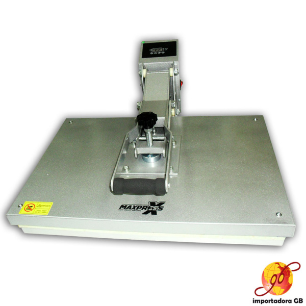 Estampadora HCP 3804B Plana 40 x 60 CM