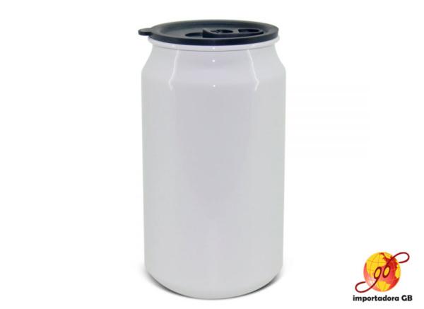 Lata de aluminio 350 ml