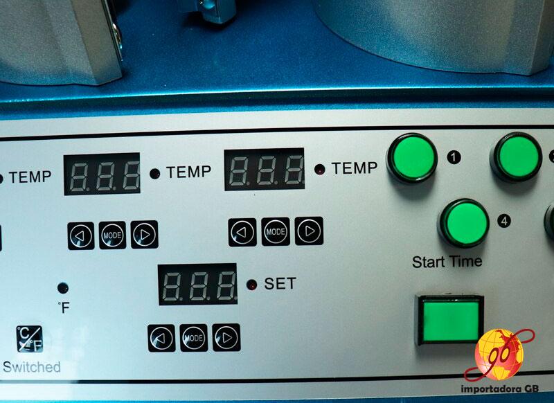 Máquina Estampadora Sublimación de Jarros