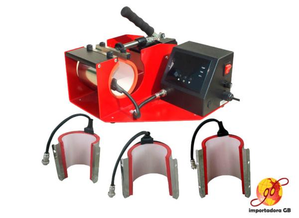 Estampadora para Jarros LMP 10C multifunción 4 en 1