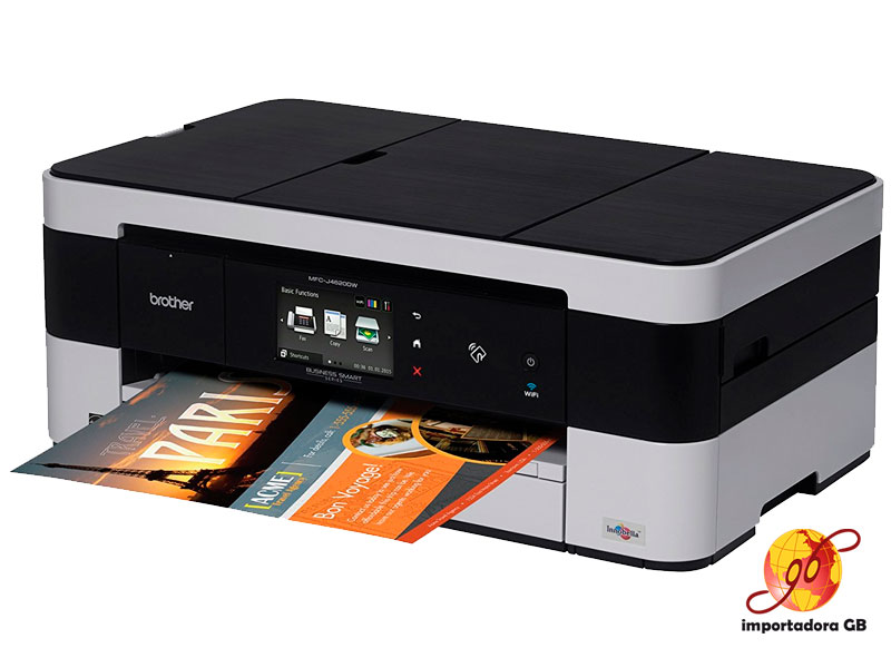 Impresora Brother Multifunción PR J4620