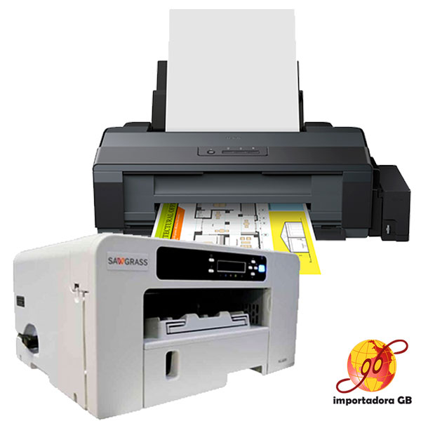 Impresoras para Sublimaion