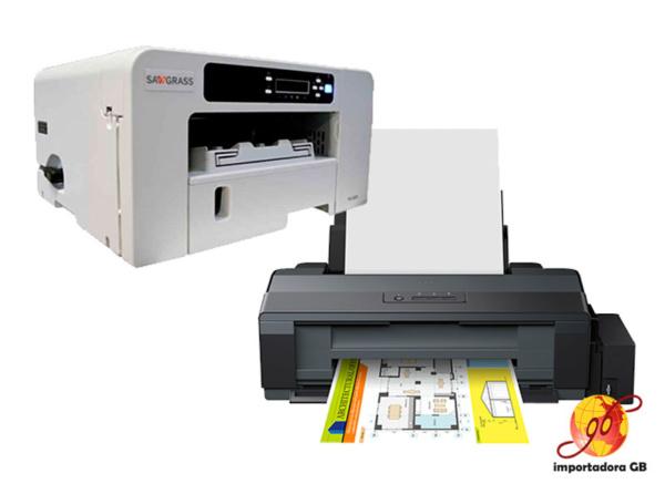 ▷ Impresoras