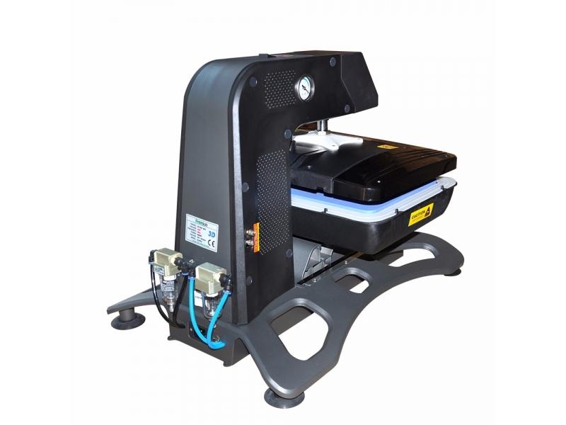 Maquina Estampadora Sublimación 3D
