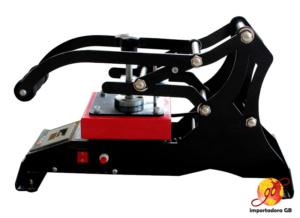 Máquina Estampadora Sublimación Etiquetas