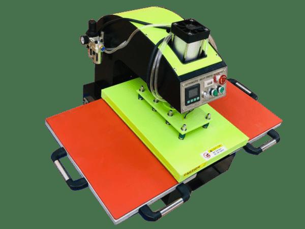 Estampadora Sublimadora Plana Neumática Doble Estación 40X60