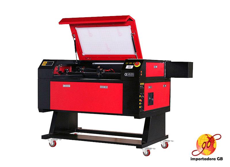 Maquinas de corte y grabado láser