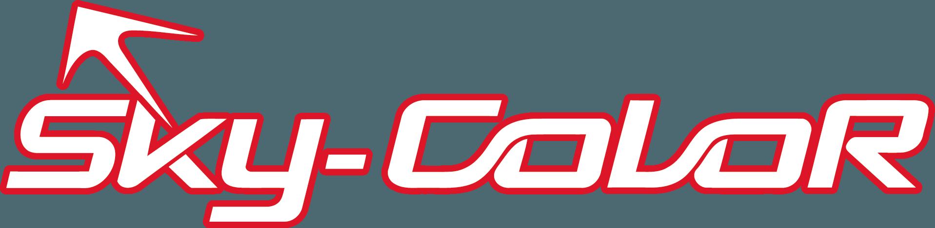 SkyColor logo