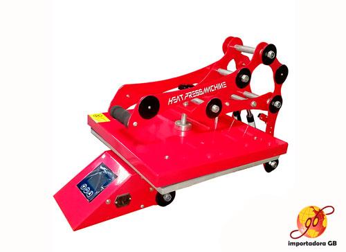Estampadora plana Ferrari de 38×38