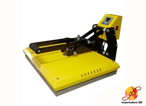 Máquina Estampadora Sublimación plana semiautomática