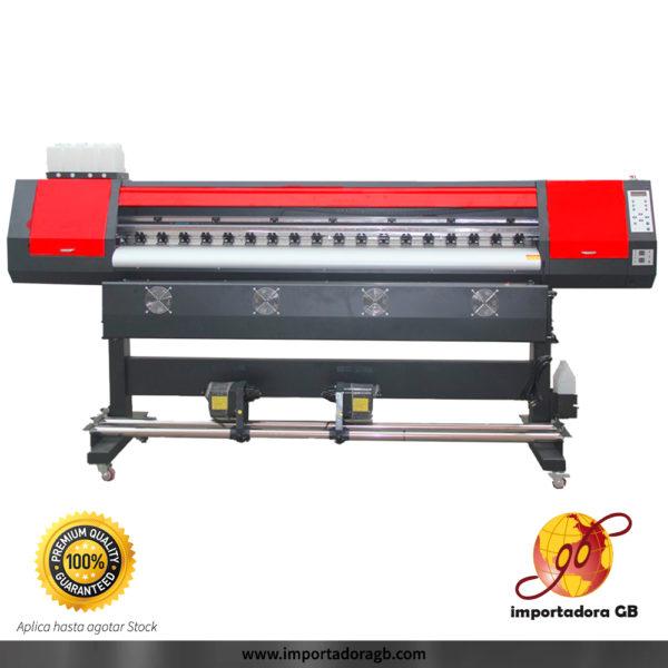 Plotter de impresión para Sublimación o Ecosolvente ColorJet 1.80mt