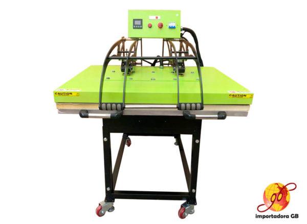 Máquina Estampadora Sublimadora plana MAxPress de 100×80