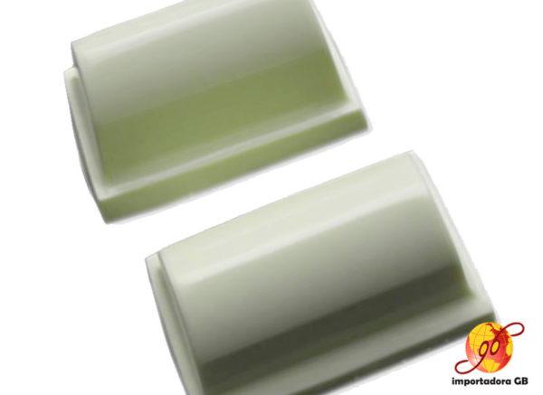 Tampones de Caucho Blanco Siliconado para Tampográficas