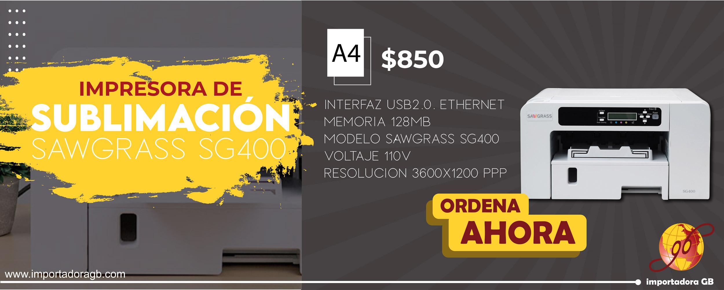 IMPRESORA-SG400